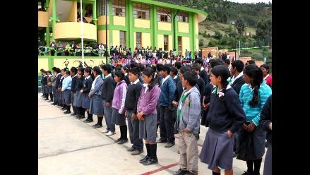 La Libertad: 39 colegios de secundaria tendrán más horas de clases
