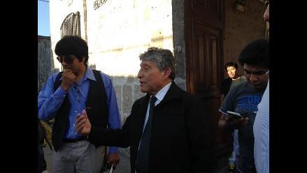 Arequipa: Guillén pide a ciudadanía elegir con madurez a próxima autoridad
