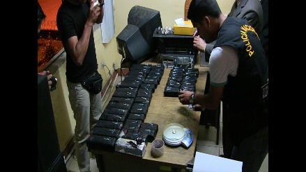 Ica: policía incauta 45 kilos de clorhidrato de cocaína en Ocucaje