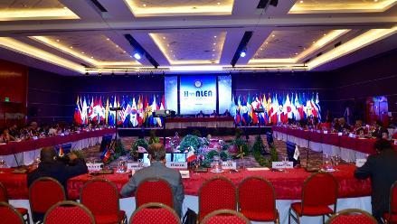 Países de América Latina evalúan medidas contra el tráfico ilícito de drogas