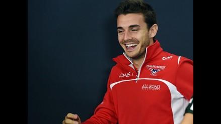 FIA comenzó investigación por el grave accidente del piloto Jules Bianchi