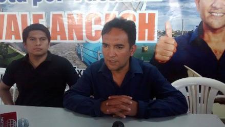Nuevo Chimbote: virtual alcalde denuncia ataques de sus opositores