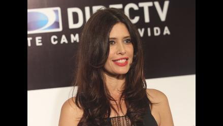 Angie Cepeda encantó en la alfombra roja de ´El elefante desaparecido´