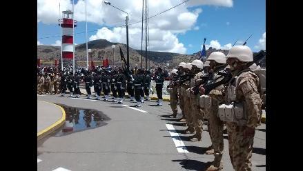 Así se celebró el Combate de Angamos en el interior del país