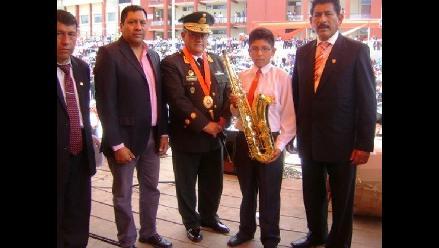 Condecoran a jefe de Región Policial Sur Oriente en Abancay