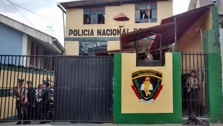Cajamarca: investigarán por qué no se construye escuela de suboficiales