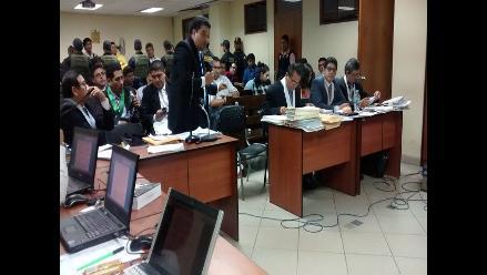 Lambayeque: inició audiencia contra alcalde de Chiclayo Roberto Torres