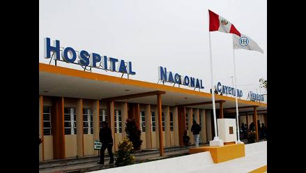Reportan un incendio en el hospital Cayetano Heredia, en SMP