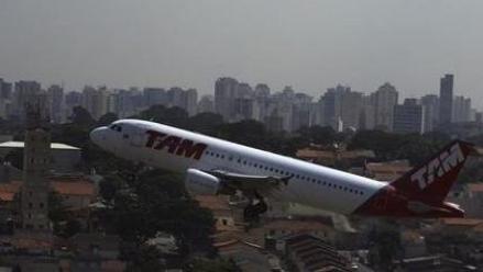 Tráfico pasajeros de LATAM Airlines sube 2,6 pct en setiembre