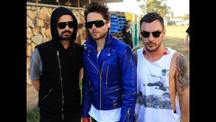 30 Seconds to Mars: Jared Leto salva a fan de asfixiarse en concierto