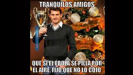 Iker Casillas es blanco de los memes tras la derrota de España