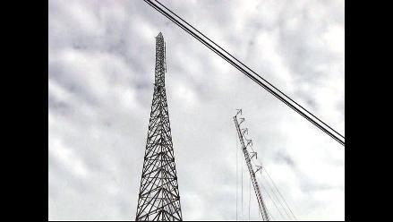 Trujillo: 22 antenas están instaladas sin licencia