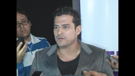 Así respondió Christian Domínguez a carta notarial de Hermanos Yaipén
