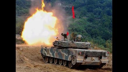 Corea del Norte y Corea del Sur intercambian disparos en la frontera