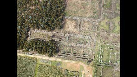 -La Libertad: fotografías muestran esplendor de complejo Wiracochapampa