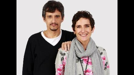 Norma Martínez y Miguel Iza en
