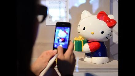 Estados Unidos: inauguran primera convención oficial de Hello Kitty