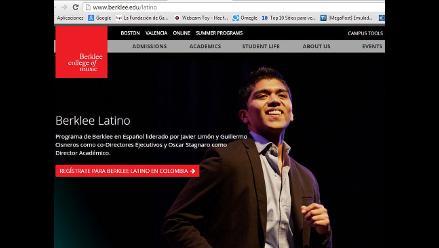 Christian Yaipén: embajador de la música latina en Berklee