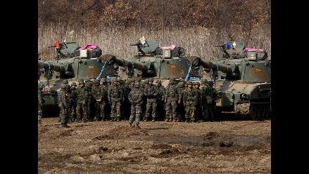 Corea del Norte amenaza con conflicto por el envío de globos del Sur
