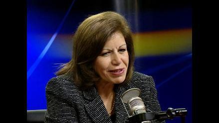 Lourdes Flores no descarta alianza entre el PPC y APRA para 2016