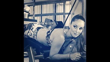 Raffaella Camet hace una pausa en el vóley y se pone sexy en Instagram