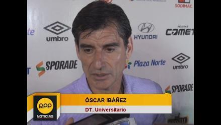 Óscar Ibáñez: Necesitábamos ganar para estar en el pelotón de arriba