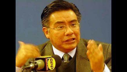 Nakazaki ya solicitó la junta médica para el exalcalde de Chiclayo