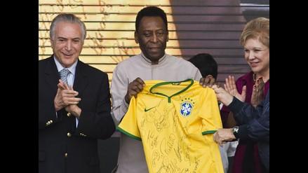 Hijo de Pelé sigue sus pasos y debuta en sub 20 del Santos en Brasil