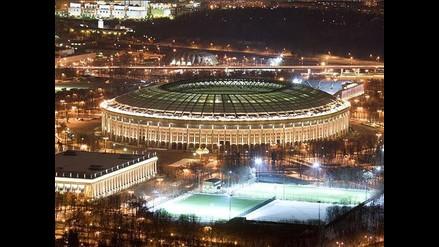 FIFA inicia inspección de avances en estadios del Mundial Rusia 2018