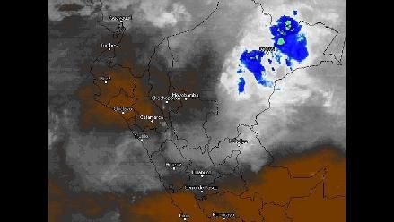 Lambayeque: nubosidad y vientos de hasta 30 k/h pronostica Senamhi
