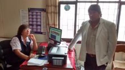 Chimbote: descartan atención de paciente con síntomas de ébola