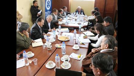 Huancayo: MTC instala mesa multisectorial por la Carretera Central