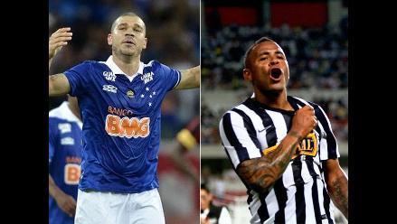 Insólito: Delantero brasileño celebró gol inexistente a lo ´Zorrito´ Aguirre