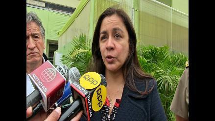 Marisol Espinoza sobre sicariato: ´es un tema de todos´