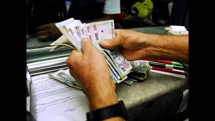Banco Mundial: Solo 20% de adultos tiene un depósito bancario en Perú
