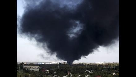 Ucrania: cinco civiles muertos y 10 heridos por bombardeo en aldea