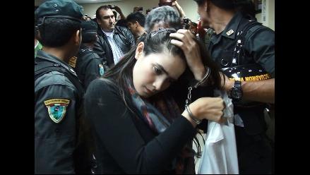 Pareja de exalcalde de Chiclayo intentó burlar régimen penitenciario