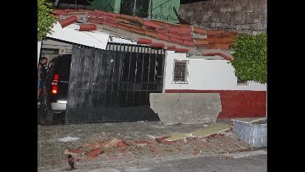 El Salvador: Terremoto de 7,3 grados dejó un muerto