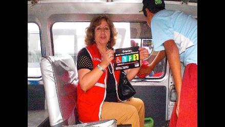 Lambayeque: campaña sensibiliza trato a personas con discapacidad