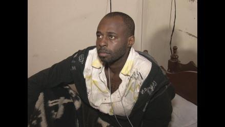 Sanidad del Callao: africano tiene dispepsia flatulenta, no malaria