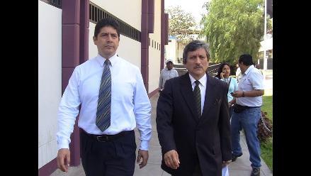 Chiclayo: fiscales listos para sustentar prisión de Roberto Torres