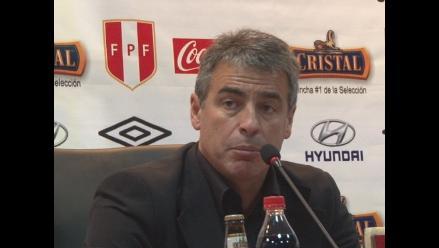 Pablo Bengoechea: Todos sabemos que la selección rindió como pudo
