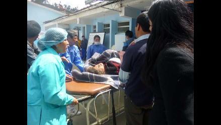 Arequipa: vigilantes de centro nocturno fueron baleados