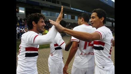 Sudamericana: Sao Paulo vence 3-2 a Huachipato y clasifica a cuartos