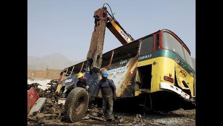 Así se destruyen los vehículos que accedieron al Programa de Chatarreo