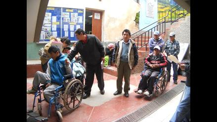 Arequipa: 70 % de instituciones no cumplen normas a favor de discapacitados