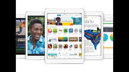 Se filtran datos de los nuevos iPad de la propia guía de Apple