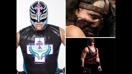 Recuerda las ´máscaras´ que brillaron en la historia de la WWE