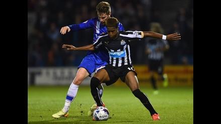 Newcastle reforzará supervisión médica a jugadores africanos por ébola