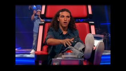 The Voice: concursante dejó atónitos a jueces con voz de Bob Marley